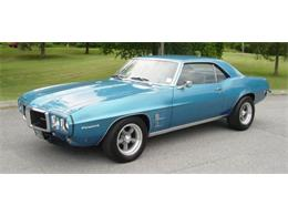 1969 Pontiac Firebird (CC-1415911) for sale in Hendersonville, Tennessee