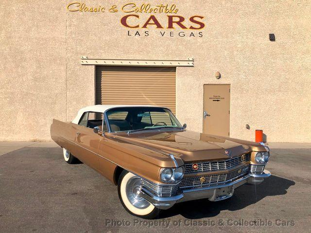 1964 Cadillac DeVille (CC-1415913) for sale in Las Vegas, Nevada
