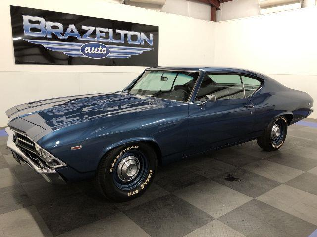 1969 Chevrolet Chevelle (CC-1415923) for sale in Houston, Texas