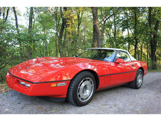 1987 Chevrolet Corvette (CC-1415928) for sale in Pittsburgh, Pennsylvania