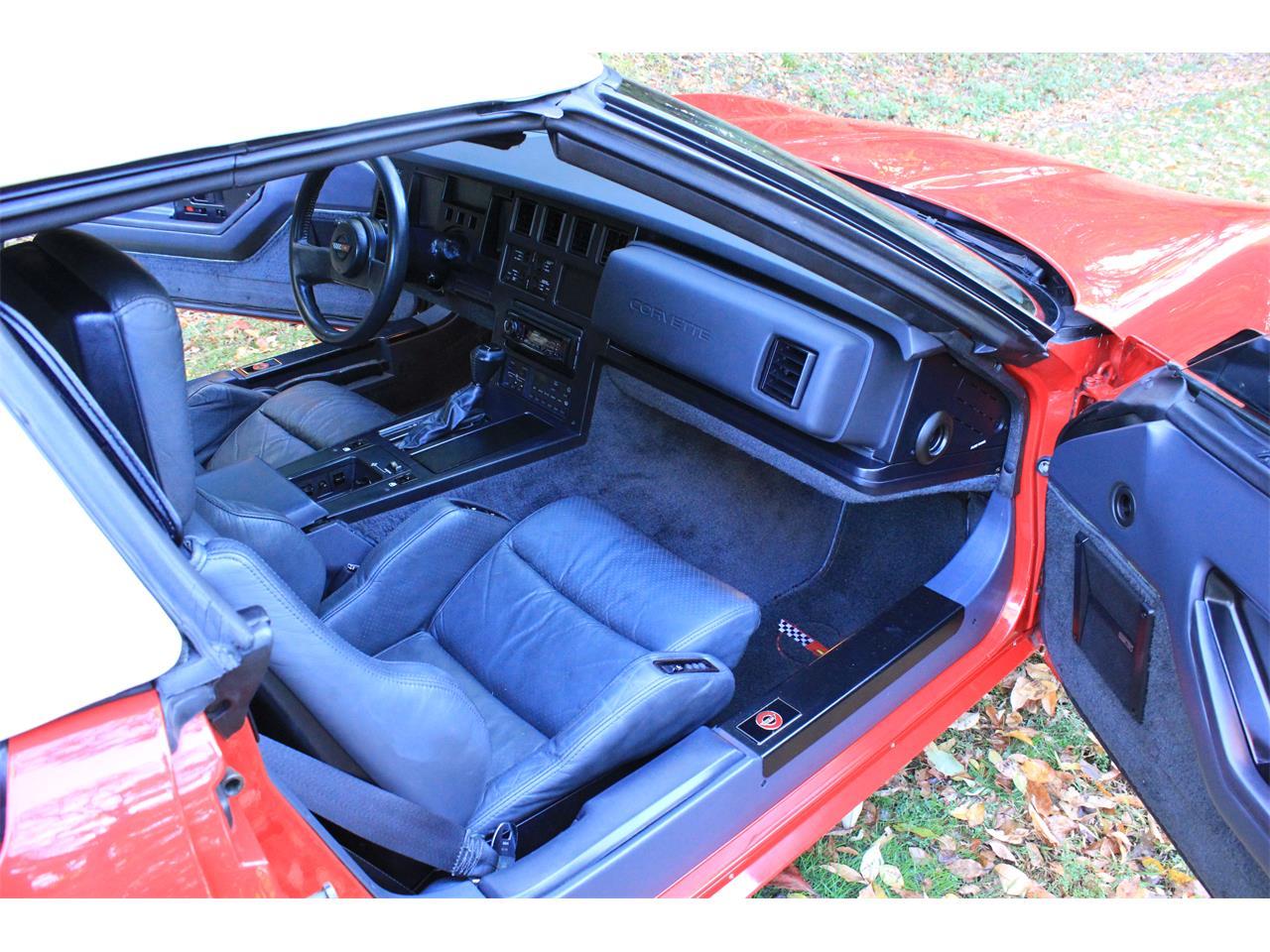 1987 Chevrolet Corvette (CC-1415928) for sale in Pittsburgh, Pennsylvania