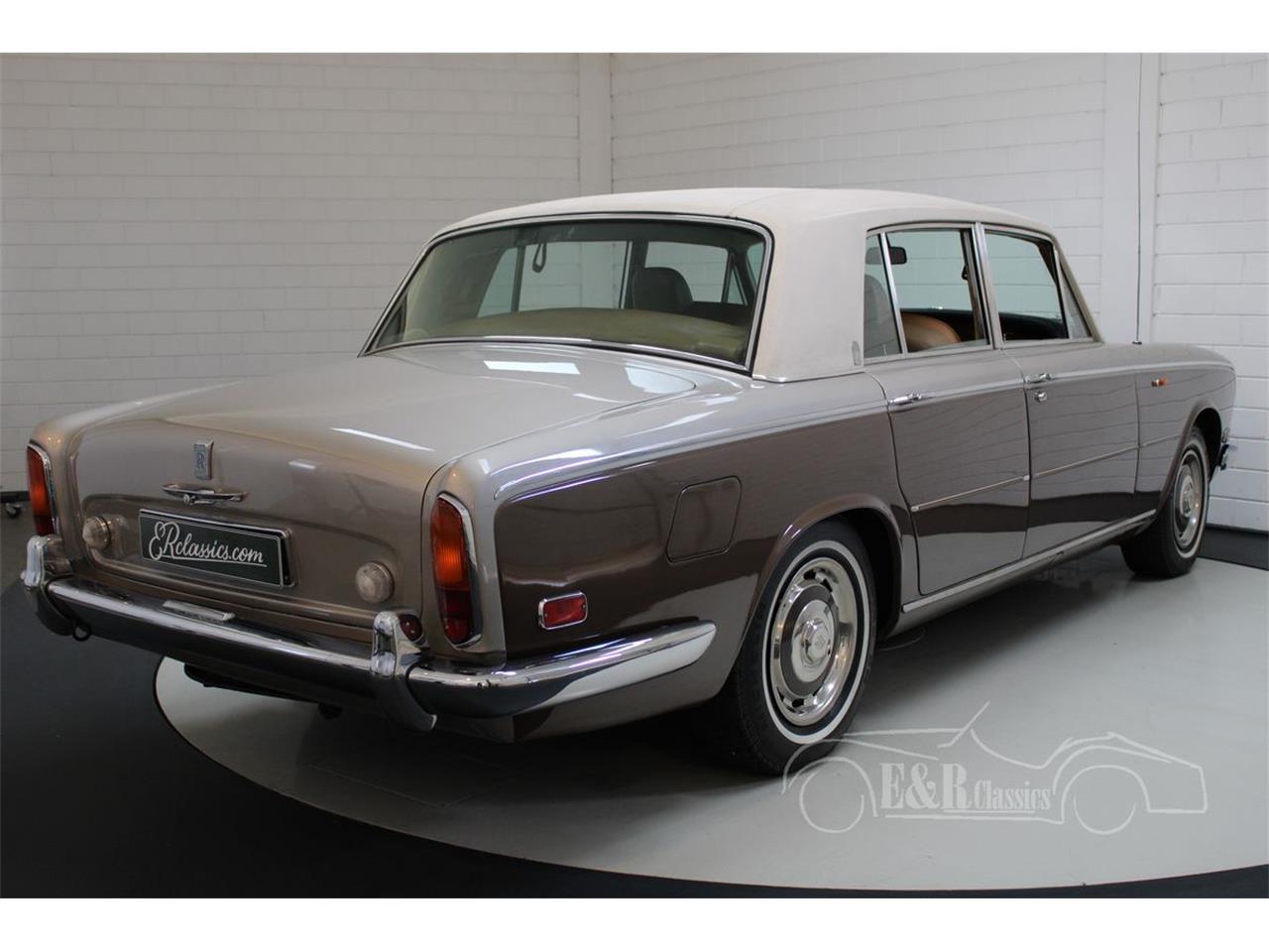 1972 Rolls-Royce Silver Shadow (CC-1415931) for sale in Waalwijk, Noord-Brabant