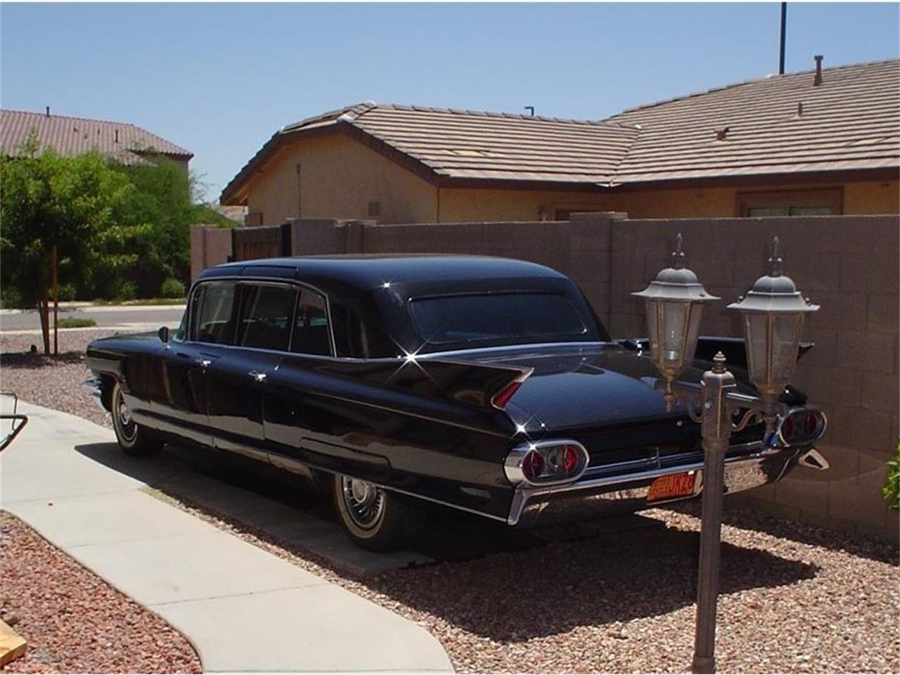 1961 Cadillac Fleetwood Limousine (CC-1415936) for sale in Mesa, Arizona