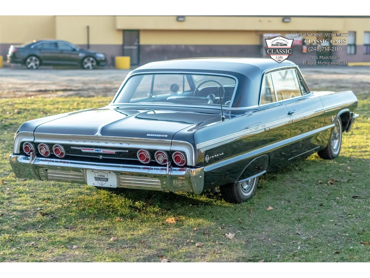 1964 Chevrolet Impala SS (CC-1415937) for sale in Milford, Michigan