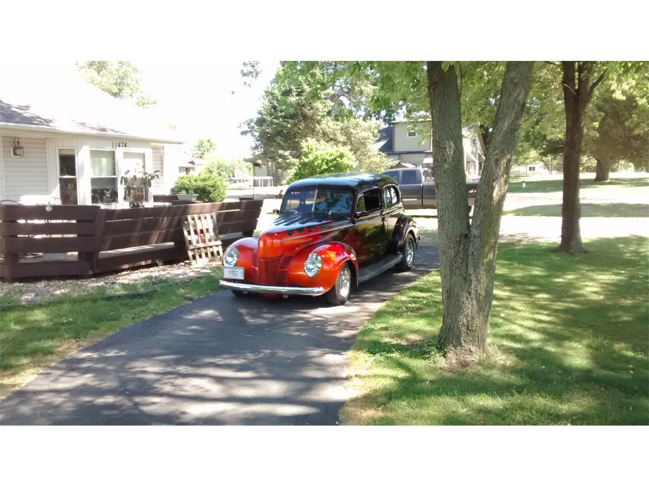 1940 Ford 2-Dr Sedan (CC-1415938) for sale in Pekin, Illinois