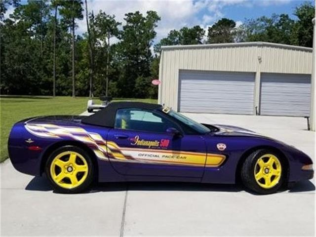 1998 Chevrolet Corvette (CC-1415947) for sale in Slidell, Louisiana