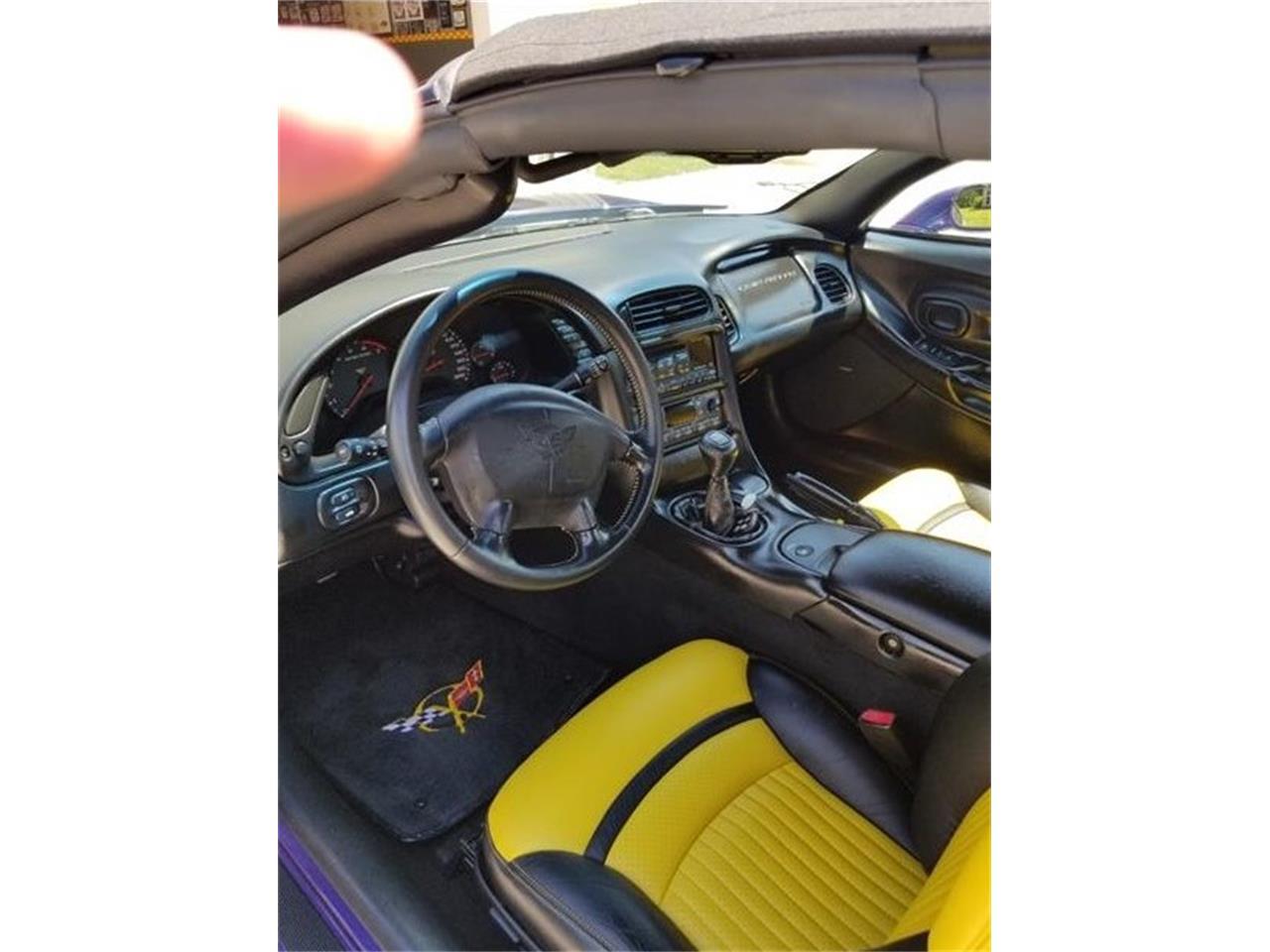 1998 Chevrolet Corvette (CC-1415947) for sale in Slidell, Louisiana