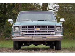 1977 Chevrolet C20 (CC-1415954) for sale in Milfrd, Michigan