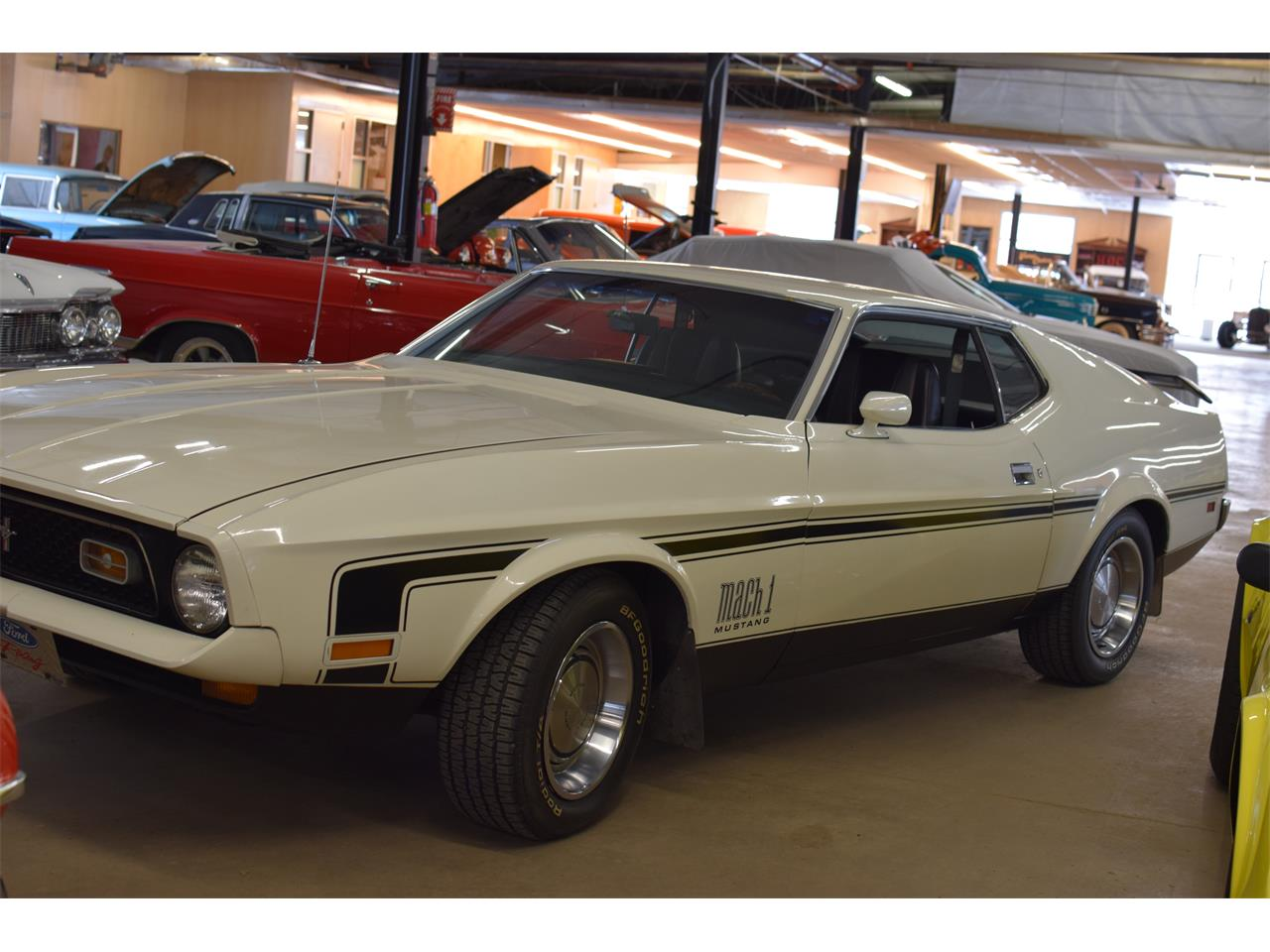1971 Ford Mustang Mach 1 (CC-1415961) for sale in Watertown, Minnesota