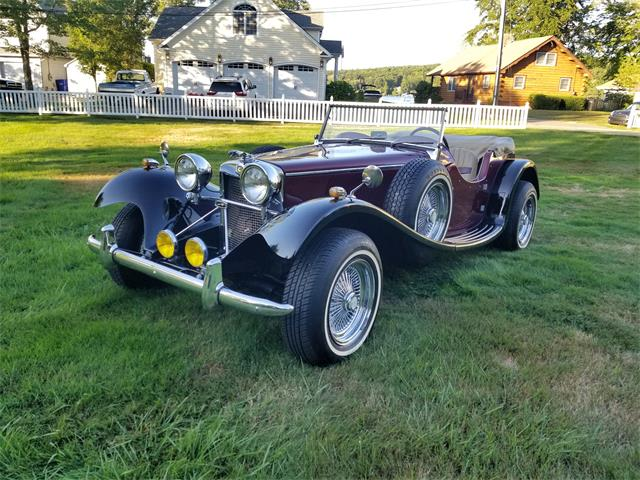 1939 Jaguar SS100 (CC-1415962) for sale in Ellington, Connecticut