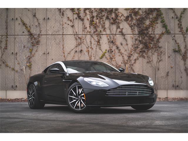 2017 Aston Martin DB11 (CC-1415971) for sale in MONTEREY, California