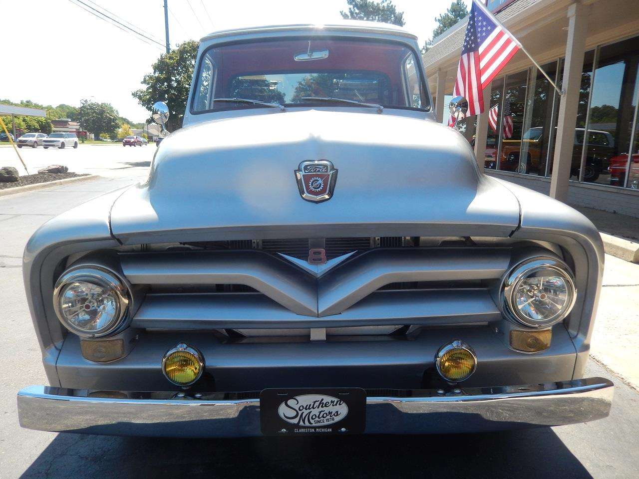 1955 Ford F100 (CC-1415972) for sale in Clarkston, Michigan