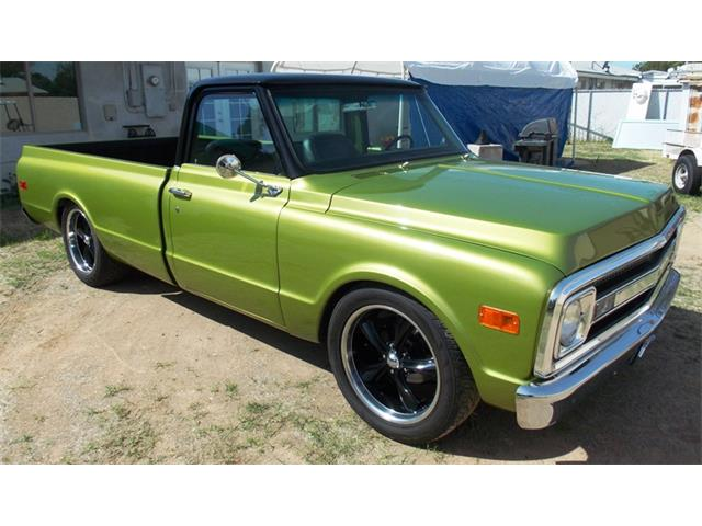 1970 Chevrolet C/K 10 (CC-1415977) for sale in Tucson, AZ - Arizona