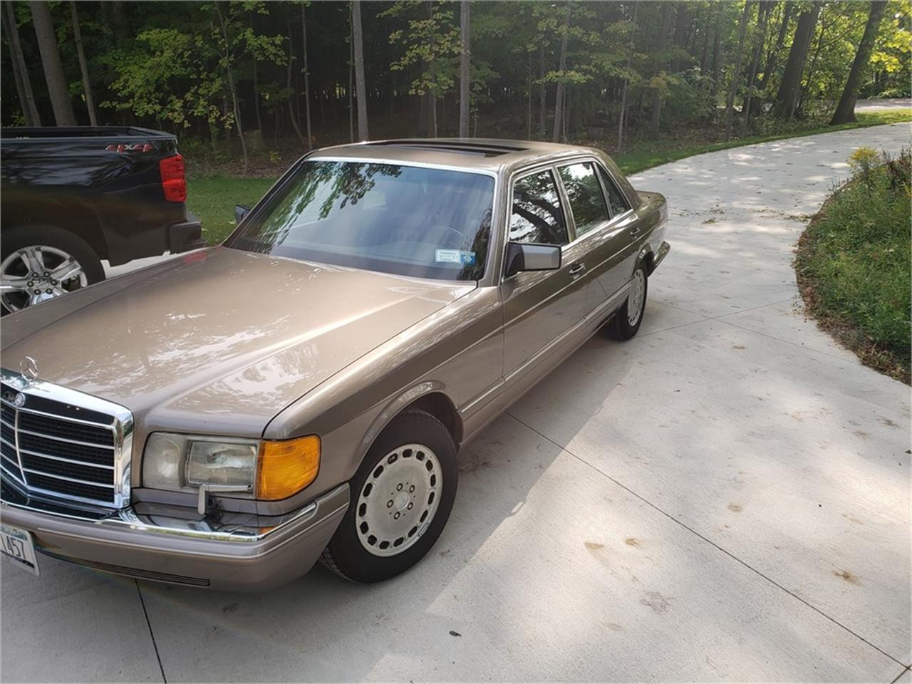 1987 Mercedes-Benz 300SDL (CC-1410598) for sale in Lockport, New York