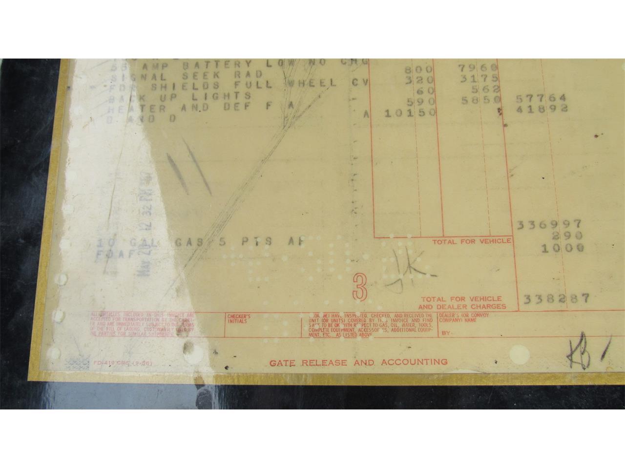 1957 Ford Thunderbird (CC-1415980) for sale in WASHINGTON, Missouri