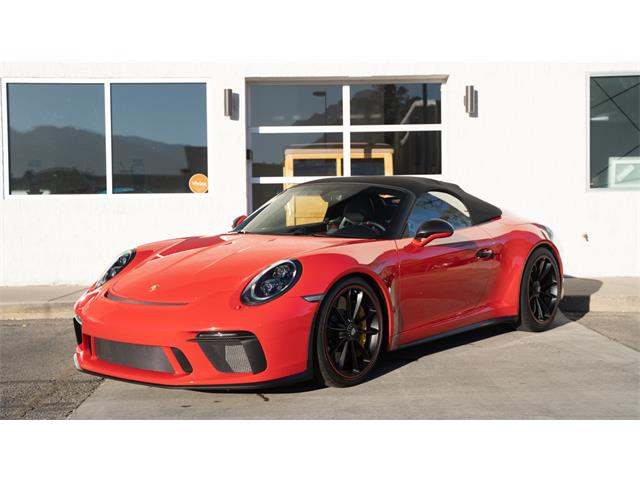 2019 Porsche Speedster (CC-1415985) for sale in Salt Lake City, Utah