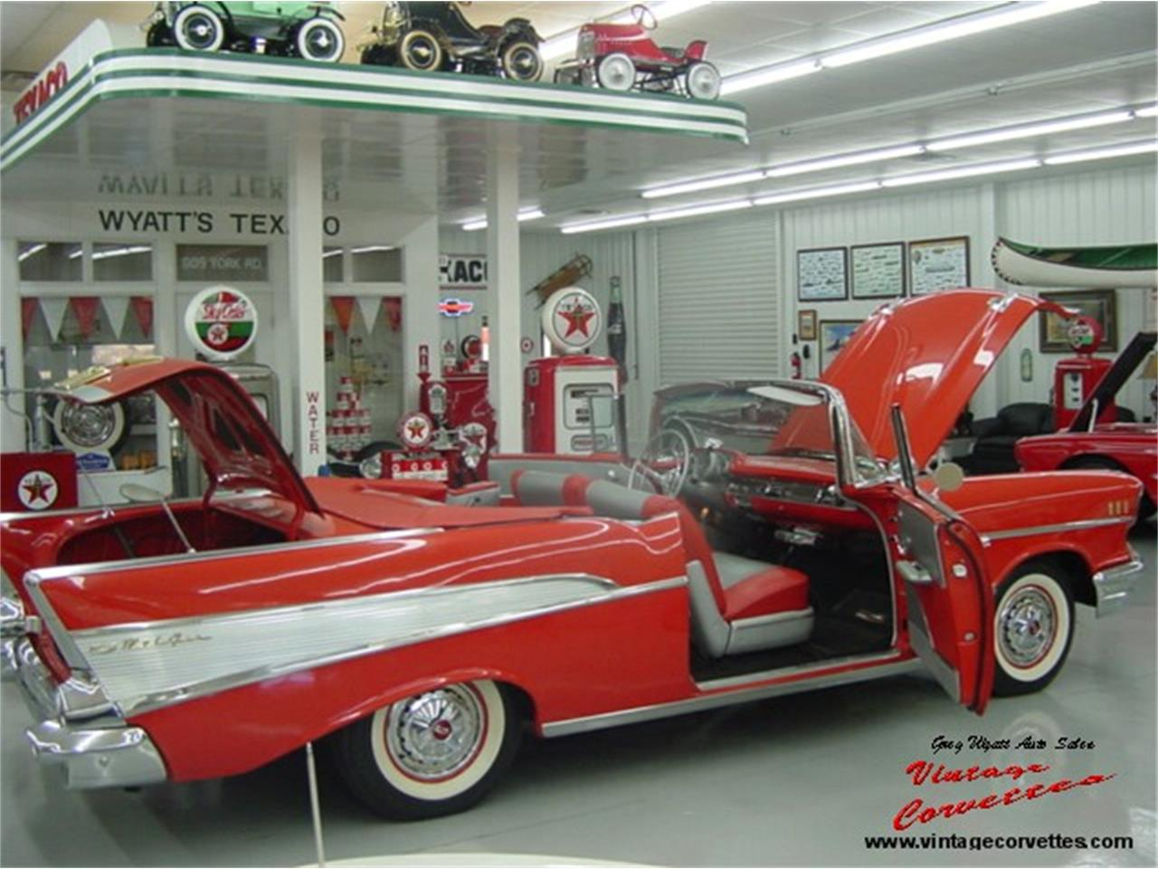 1957 Chevrolet Bel Air (CC-1415987) for sale in Summerville, Georgia