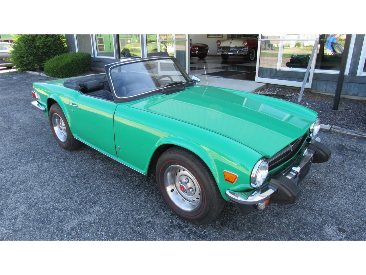 1975 Triumph TR6 (CC-1415990) for sale in WASHINGTON, Missouri
