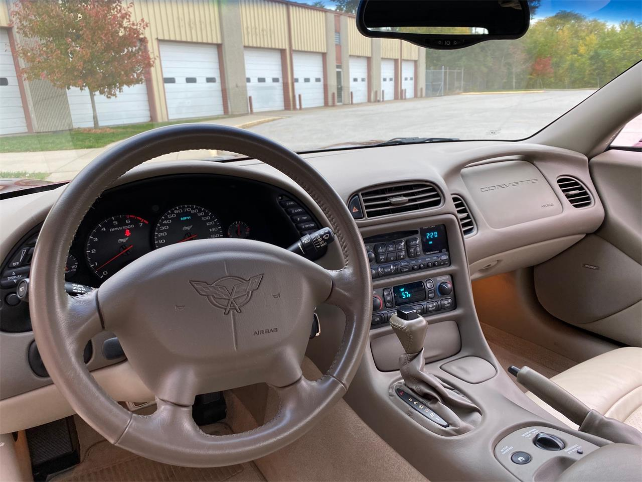 2003 Chevrolet Corvette (CC-1415991) for sale in Davenport, Iowa