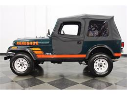1986 Jeep CJ7 (CC-1416000) for sale in Ft Worth, Texas