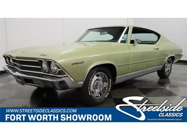 1969 Chevrolet Chevelle (CC-1416001) for sale in Ft Worth, Texas
