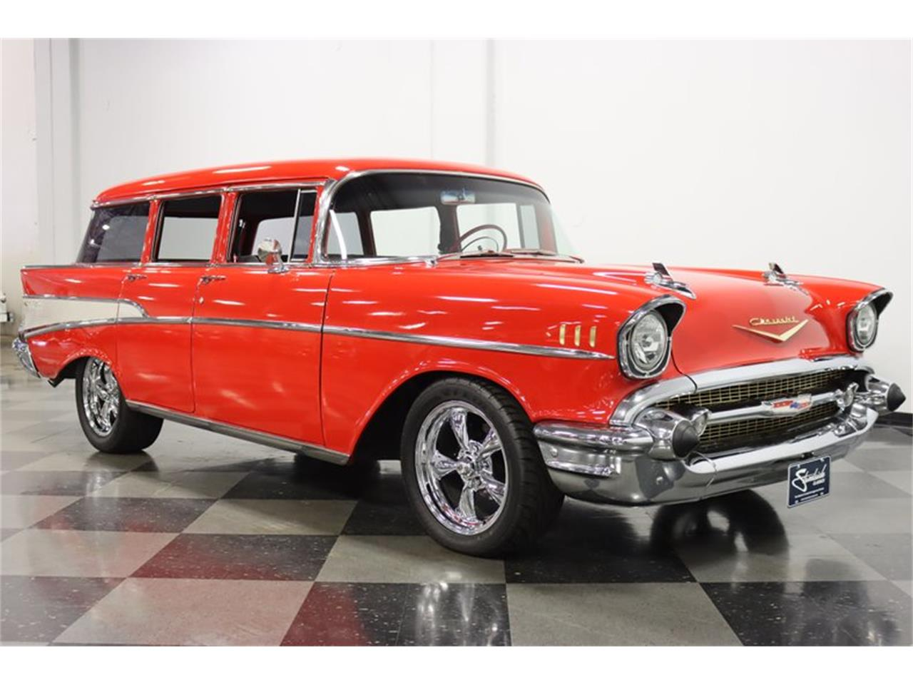 1957 Chevrolet Bel Air (CC-1416003) for sale in Ft Worth, Texas