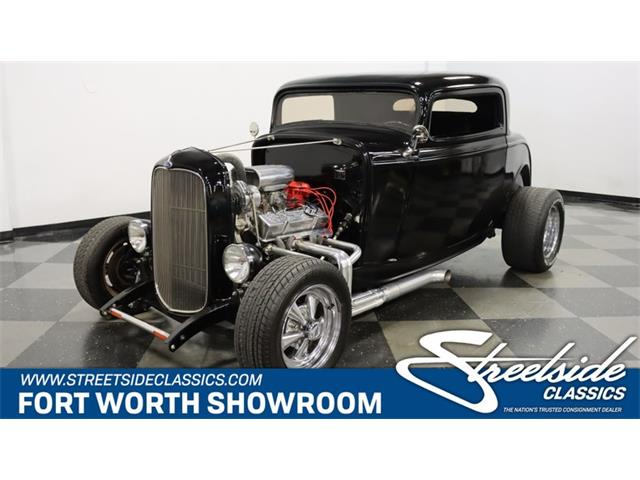 1932 Ford 3-Window Coupe (CC-1416009) for sale in Ft Worth, Texas
