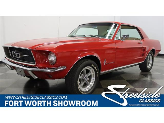 1967 Ford Mustang (CC-1416012) for sale in Ft Worth, Texas