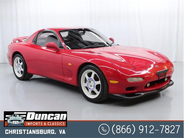 1993 Mazda RX-7 (CC-1416013) for sale in Christiansburg, Virginia