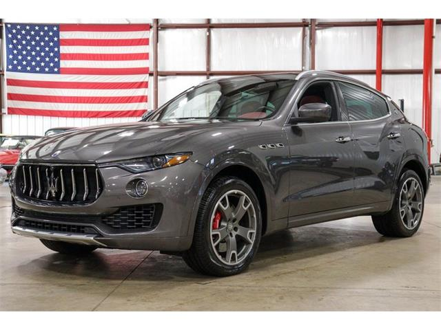 2017 Maserati Levante (CC-1416022) for sale in Kentwood, Michigan