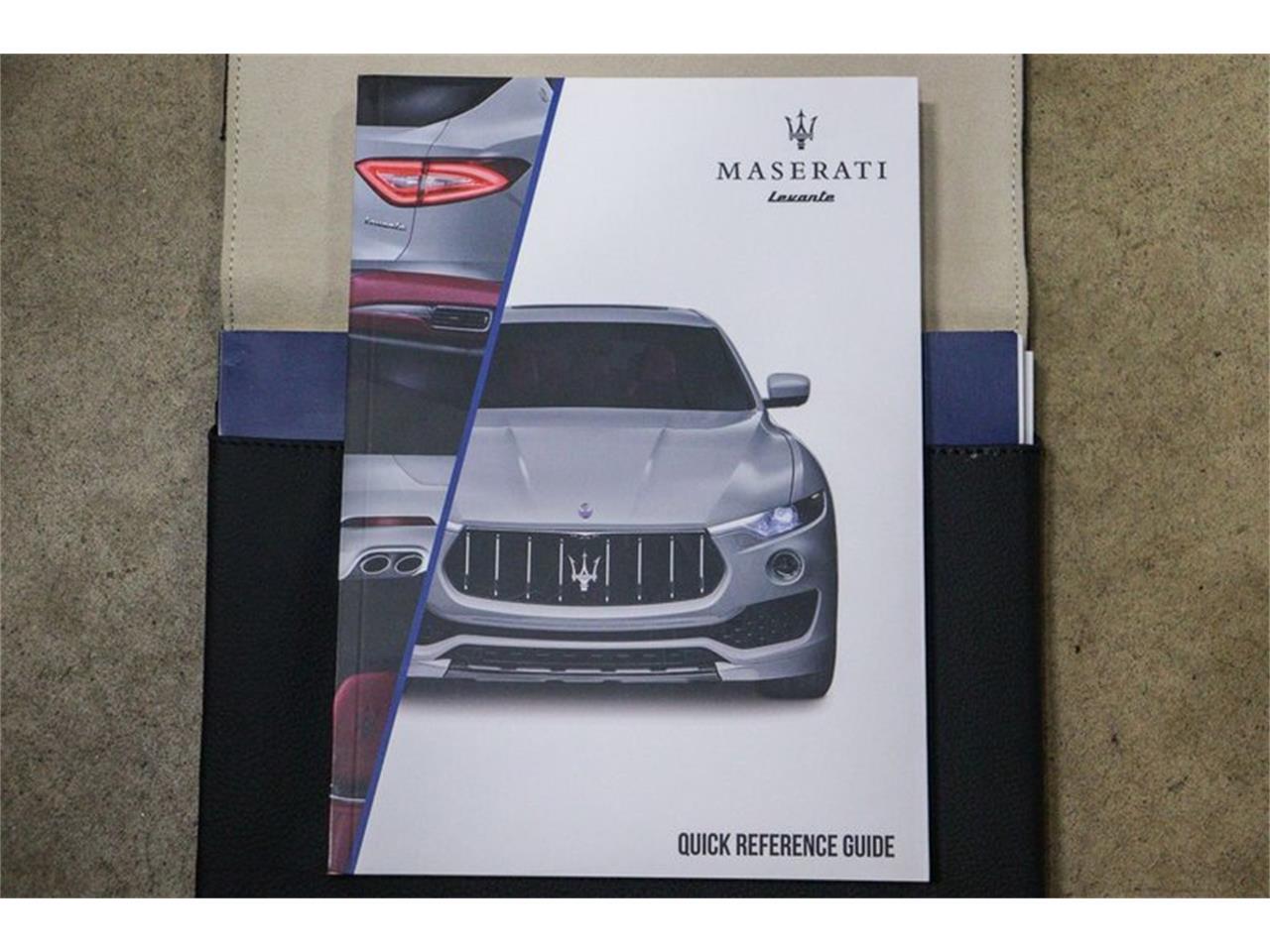 2017 Maserati Levante (CC-1416022) for sale in Kentwood, Michigan