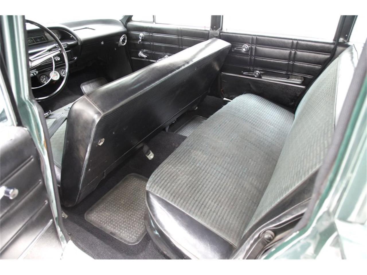 1963 Chevrolet Bel Air (CC-1416028) for sale in Morgantown, Pennsylvania