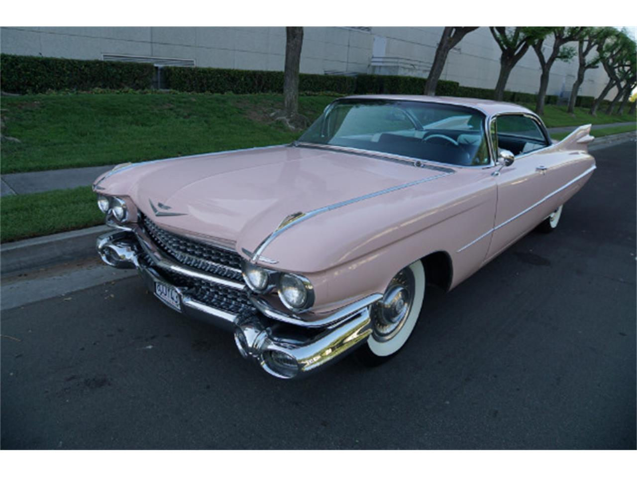 1959 Cadillac Coupe DeVille (CC-1410603) for sale in Torrance, California