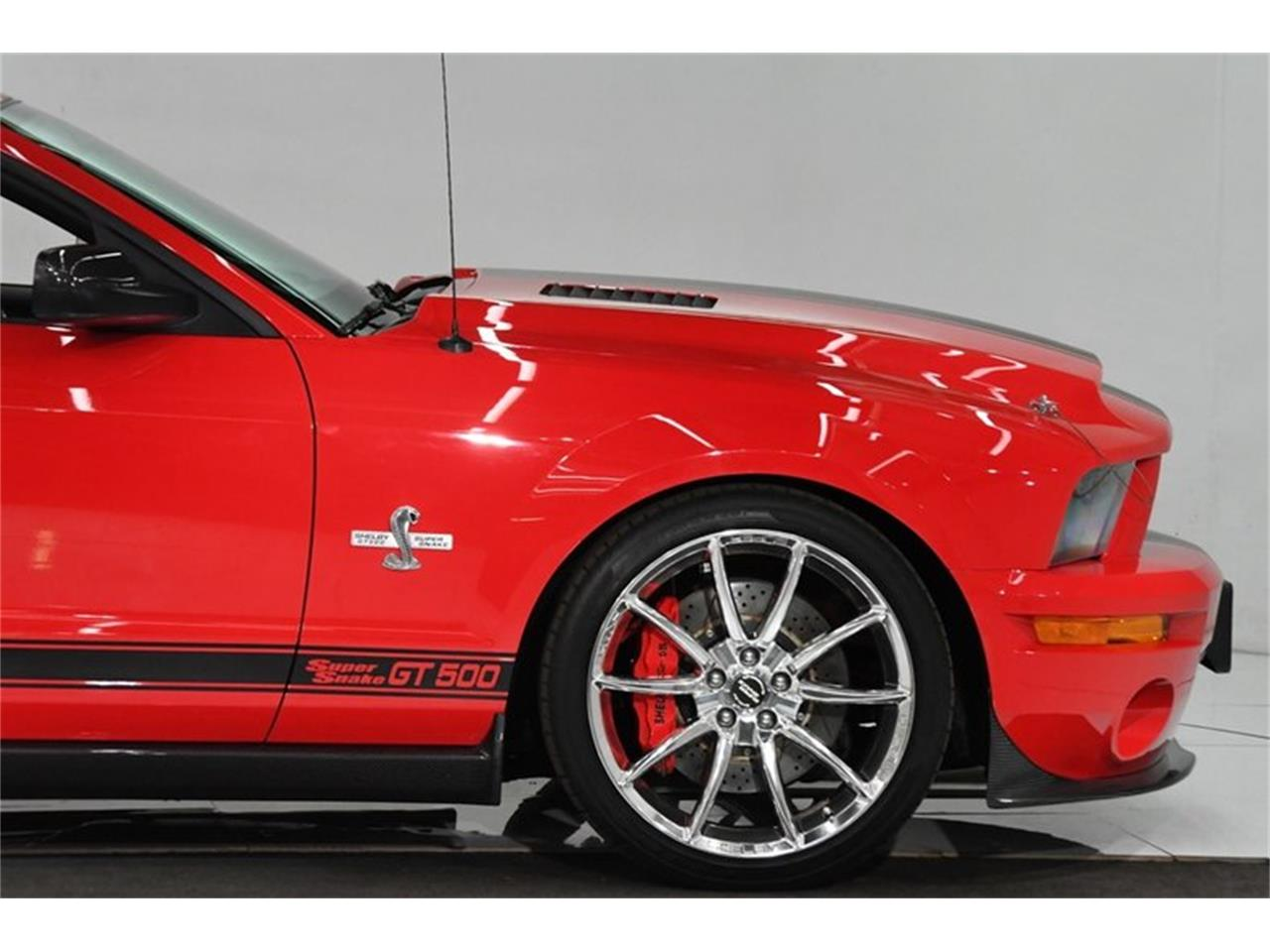 2008 Shelby GT500 (CC-1416046) for sale in Volo, Illinois