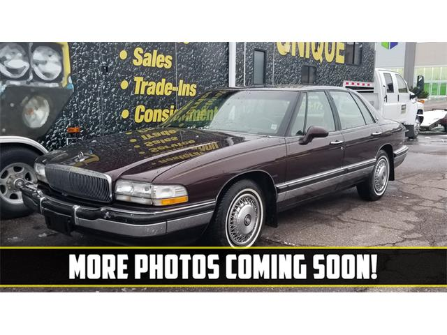 1993 Buick Park Avenue (CC-1416048) for sale in Mankato, Minnesota