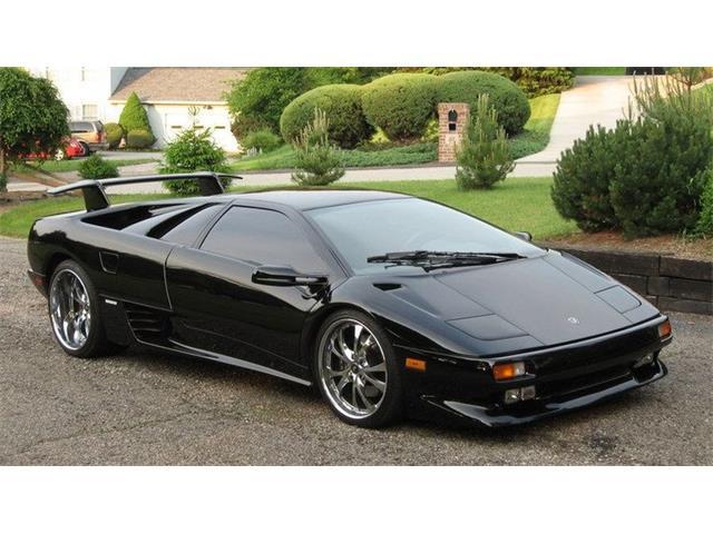 1995 Lamborghini Diablo (CC-1416051) for sale in Greensboro, North Carolina