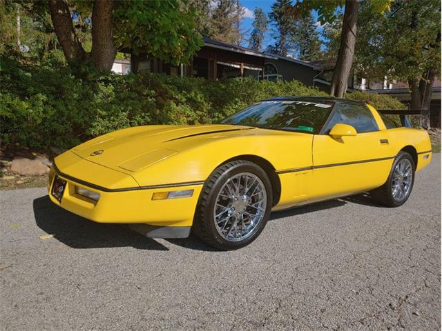 1988 Chevrolet Corvette (CC-1416062) for sale in Greensboro, North Carolina