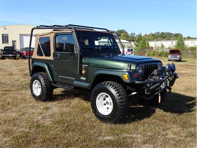 1998 Jeep Wrangler (CC-1416070) for sale in Greensboro, North Carolina