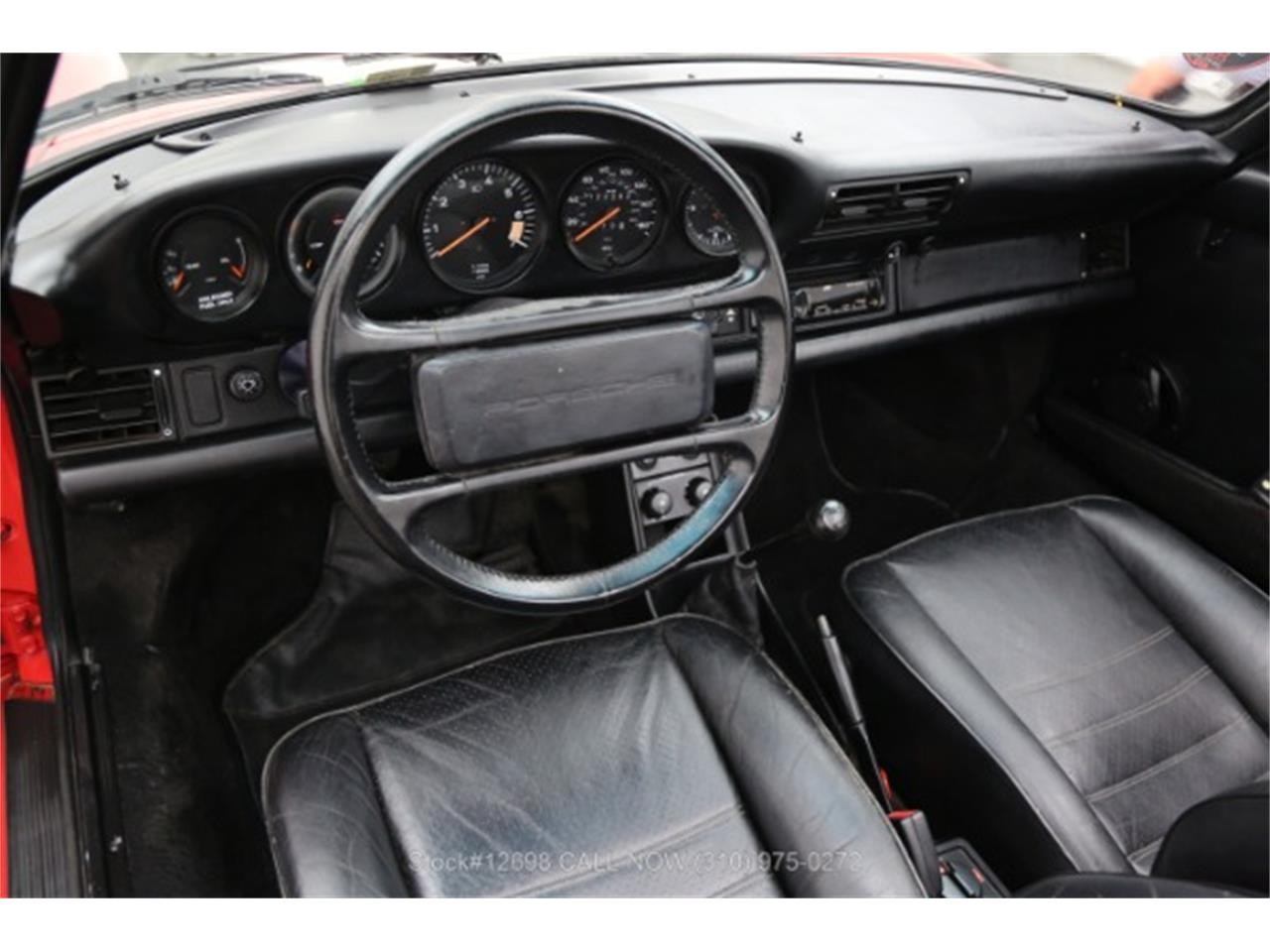 1987 Porsche Carrera (CC-1416077) for sale in Beverly Hills, California
