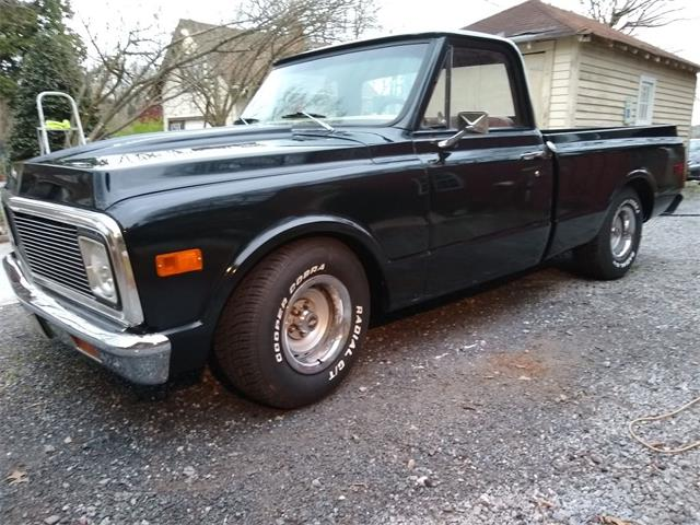 1972 Chevrolet C/K 10 (CC-1416090) for sale in West Pittston, Pennsylvania