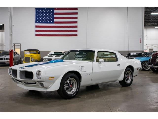 1970 Pontiac Firebird Trans Am (CC-1410061) for sale in Kentwood, Michigan