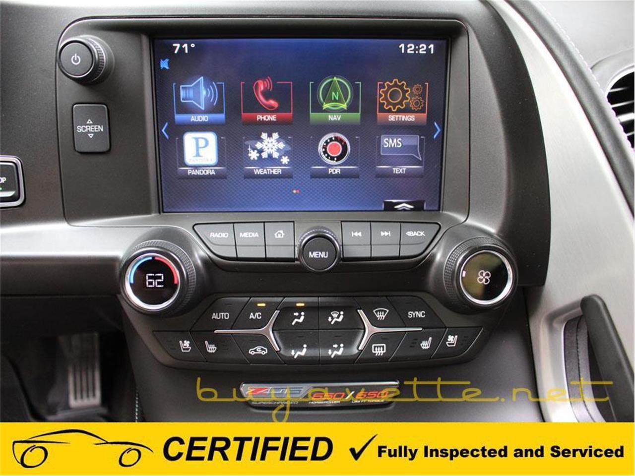 2015 Chevrolet Corvette (CC-1410610) for sale in Atlanta, Georgia