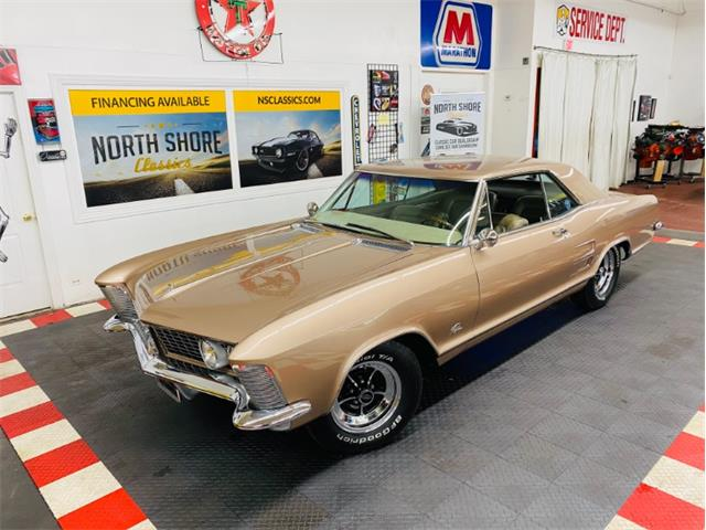 1964 Buick Riviera (CC-1416102) for sale in Mundelein, Illinois