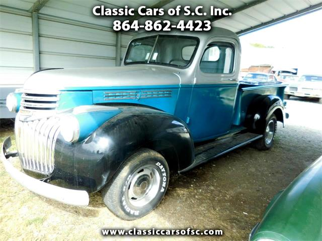 1946 Chevrolet Pickup (CC-1416104) for sale in Gray Court, South Carolina