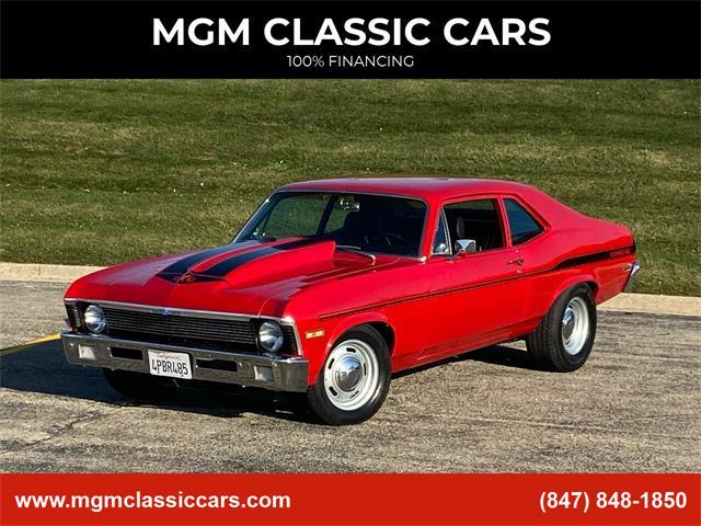 1970 Chevrolet Nova (CC-1416114) for sale in Addison, Illinois