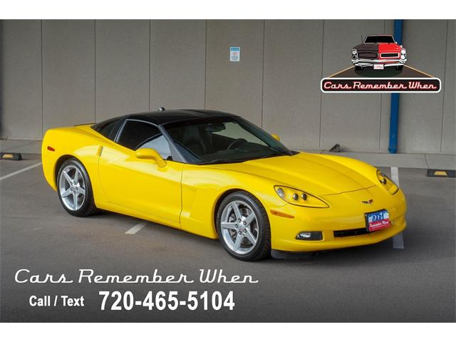 2005 Chevrolet Corvette (CC-1416124) for sale in Englewood, Colorado