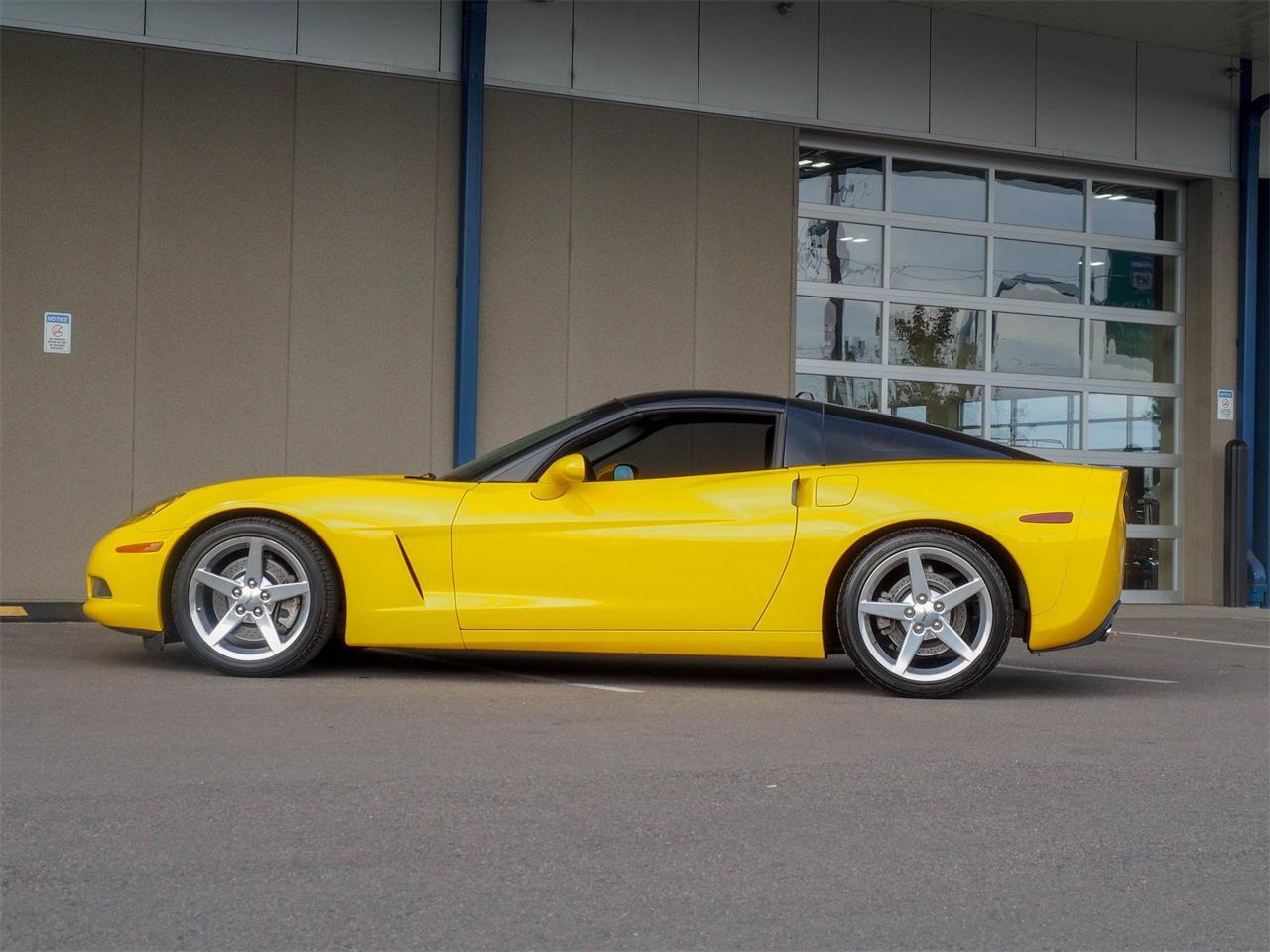 2005 Chevrolet Corvette (CC-1416124) for sale in Englewood, Colorado