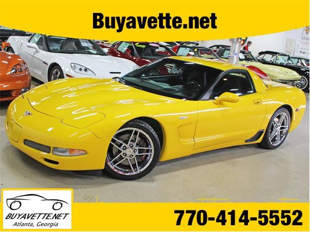 2003 Chevrolet Corvette (CC-1416133) for sale in Atlanta, Georgia