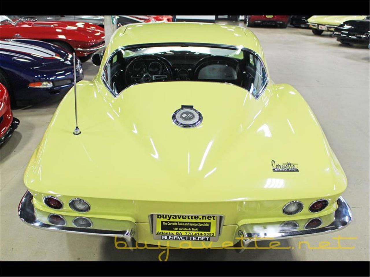 1966 Chevrolet Corvette (CC-1416134) for sale in Atlanta, Georgia
