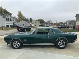 1967 Chevrolet Camaro (CC-1416137) for sale in Knightstown, Indiana